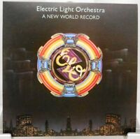 Electric Light Orchestra CD + A New World Record + Special Edition Bonus Tracks