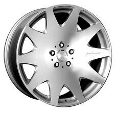 MRR HR3 19x8.5 5x114.3 Silver Wheels Rims (Set of 4)