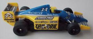 AFX AURORA TOMY  POWER PROS TOP DOG RACING  #34 SLOT CAR
