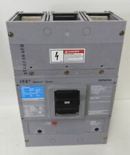 ITE Siemens JXD22B300 Sentron Series Molded Case Circuit Breaker 300 AMP 2 Pole