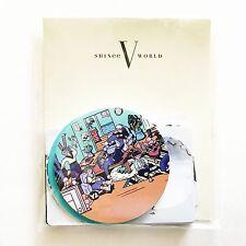 SM TOWN COEX Artium SUM Official SHINee World V Concert Goods : Sticker Set