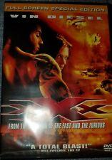 Dvd Xxx actor Vin Diesel Full Screen Great Condition