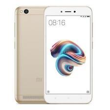 """New Xiaomi Redmi 5A Gold  4G Mobile Phone 16GB ROM + 2GB RAM_5.0"""" 13MP 5MP_"""