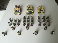 Dark Angels ejército Army/pro painted/Top pintado/Warhammer 40000 40k