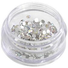 Star Nails Aurora Borealis Swarovski Crystal Rhinestones Nail Art Supplies Kit