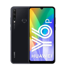 "HUAWEI Y6P MIDNIGHT BLACK 64 GB RAM 3 GB DUAL SIM DISPLAY HD 6.3"" ANDROID"