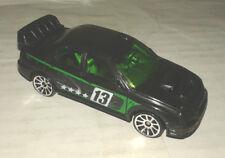 voiture subaru impreza  course rally dragster hotwheels 1/64  new Hot Wheels