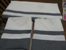 Ikea Smastarr Full Queen Size Duvet Cover Set with 4 Pillowcases