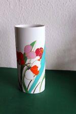 Rosenthal Studio Linie  Vase Stangenvase Oval Design Bauer, Höhe 28 cm