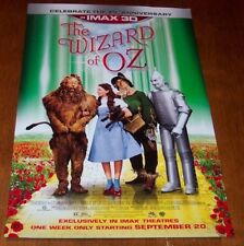 Wizard of Oz Yellow Brick Road Movie Poster Dorothy Tin Man Lion Scarecrow NEW