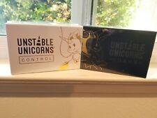 New ListingUnstable Unicorns Control & Chaos Combo – New & Sealed Kickstarter Teeturte