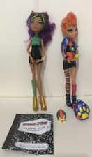 Monster High Werewolf Sister Pack CLAWDEEN and HOWLEEN WOLF 2013