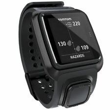 TomTom Golfer GPS Bluetooth Waterproof Golf Watch Distance Rangefinder - Blk (A)