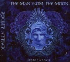 The Man from the Moon - Rocket Attack [CD]