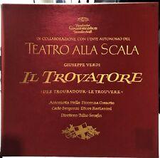 Verdi - Il Trovatore - 1963 Germany Deutsche Grammophon 3 x Vinyl LP Box Set