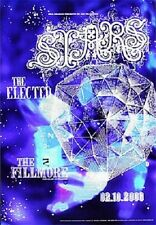 Stars Poster The Elected Fillmore Concert F755 Michael Laurence