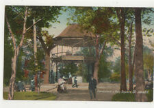 Bandstand In King Square St Johns Canada Vintage Postcard US022