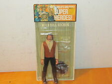 1973 MEGO World's Greatest Super Heroes (WILD BILL HICKOK) Carded Action Figure