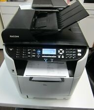 RICOH Aficio SP 3510SF Black and White All-In-One Laser Multifunction Printer