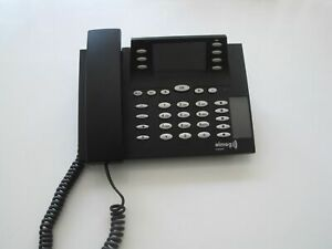 Elmeg Funkwerk CS 410  ISDN  Systemtelefon