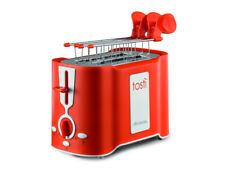 Tostapane Toast Ariete Tosti 6 Livelli doratura Pinze inox scongelamento 500w