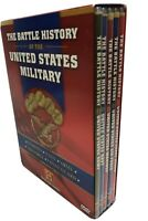 The Battle History of the United States Military: Complete Set (DVD)