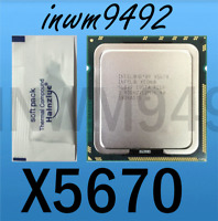 Original Intel Xeon X5670 2.93 GHz Six Core Processor 1136LGA CPU