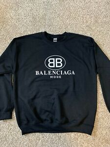 Balencia inspired Sweatshirt