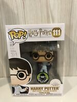 Harry Potter with Invisibility Cloak Exclusive Funko Pop Vinyl
