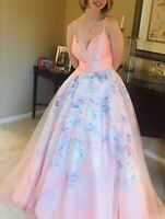Womens Formal Ball Gown Prom Dress