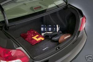 Toyota Yaris 2007 - 2012 Sedan Carpet Cargo Mat - OEM NEW!
