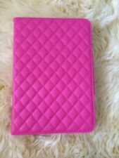 Apple iPad Mini Great Luxury Smart Cover Case ---pink  (screen protector x1)