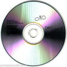 OMO - Oversized/THE CHAP - Well Done To You (UK 2 Tk DJ Split CD Single)