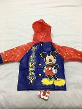 rain coat for Boys 4T