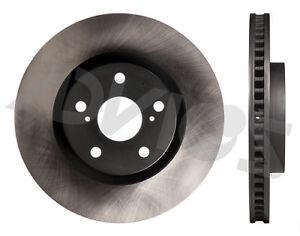 Disc Brake Rotor-Eng Code: 2AR-FE Front ADVICS A6F045