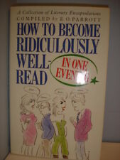 How to Become Ridiculously Well-read in One Evenin