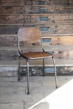 Reclaimed solid wood dining chair - indoor Dining chair - rustic chair -
