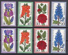 Berlin 2 Sätze: 524 - 527 postfrisch Wohlfahrt Gartenblumen