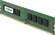 Crucial 4GB 2133Mhz DDR4 UDIMM Desktop PC Memory Module CT4G4DFS8213