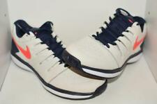 NIKE AIR ZOOM PRESTIGE HC LEATHER MENS TENNIS SHOES - MENS SIZE  10