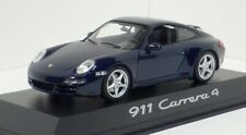 1:43 MINICHAMPS 2000 PORSCHE 911  Carrera 4 Dark Blue NO BOX