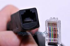 Microphone Extension Cable for ICOM Car Moblie Radio IC-2720H IC-2820H 3m Long
