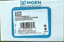 Moen 1/2-in 2-Function Integrated Diverter 3375 transfer valve