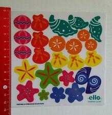Autocollant/sticker: ello creation système - 2002 Mattel (25061684)