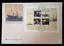 Australia Post Postal Cover. Bicentennial Collection: Terra Australis