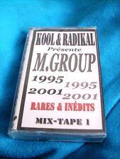 RARE MIXTAPE KOOL&RADIKAL M.Group Rares & Inédits 1995-2001 (ATK~LES REFRES)