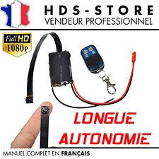 MODULE M007PC CAMERA ESPION FULL HD 1080P DÉTECTION DE MOUVEMENTS AUTONOMIE 10h