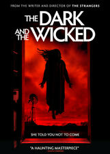 The Dark and the Wicked [New DVD]