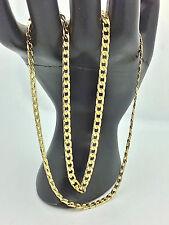 Collana Oro Maglia Grumetta Unisex Catena Uomo Donna Elegante Gioielli di Vicky