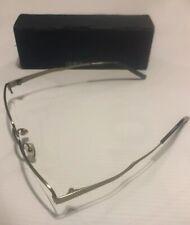 Giorgio Armani GA270 R81 54[]18 6-4 Half Rimless Eyeglasses Frames Only